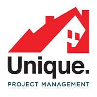 Unique Project Management Logo